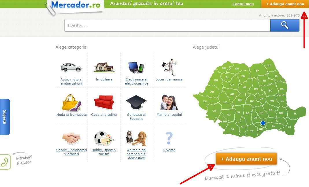 www.mercador.ro