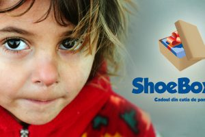 OLX sustine ShoeBox: daruieste si tu un cadou in cutia de pantofi