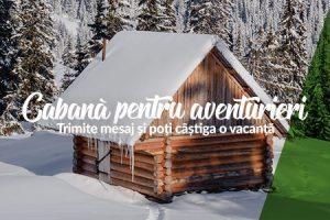 """Regulamentul campaniei:  """"Vacanțe în stilul tău""""  14.11.2018 – 14.12.2018"""